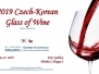 Czech-Korean Glass of Wine 2019