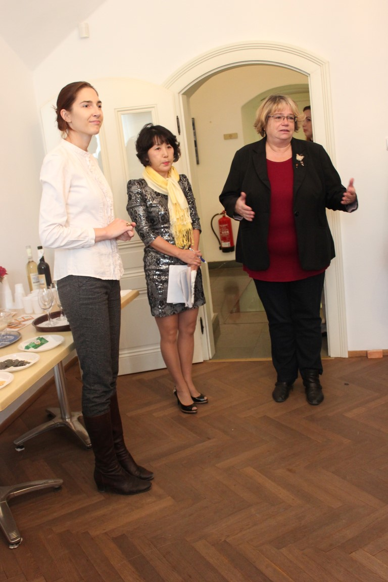 Opening of the exhibition at  the Ostrava Museum (Medium)
