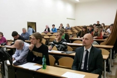 Audience at the lecture of Štěpánka Horáková from King Sejong Institute Prague, University of Ostrava (Medium)