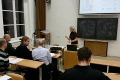 Lecture of Štěpánka Horáková from King Sejong Institute Prague, University of Ostrava (Medium)