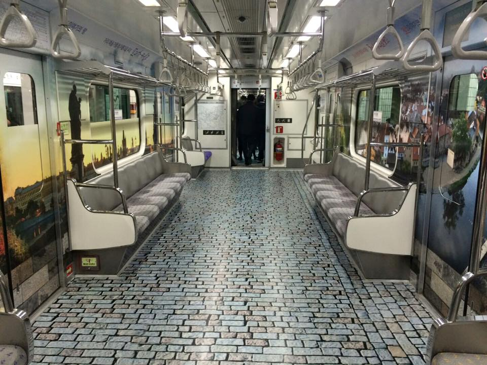 czech tourism seoul metro