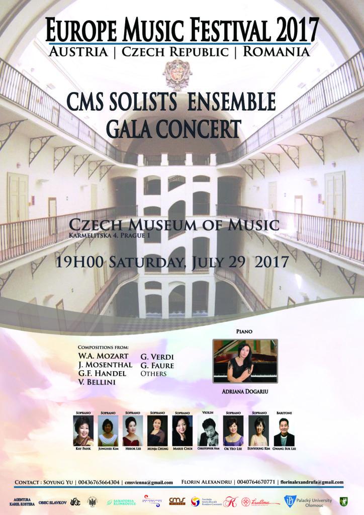 Korean Singers Concert Jul 29