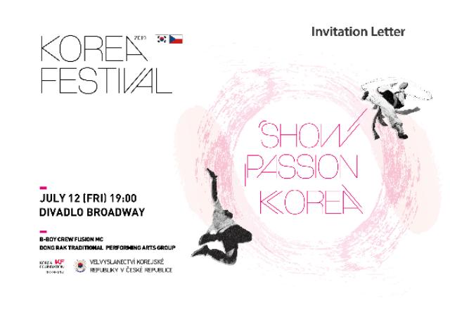 [KF]showpassionkorea 12 JUL 2019
